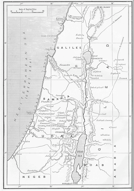 Israel Abrahams on the Campaigns in Palestine from Alexander the Great 1